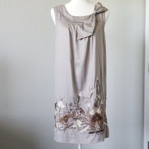 Anthropologie Floreat Finch and Thistle Dress